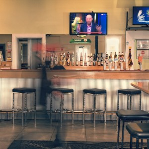 Reepham Hotel Front Bar